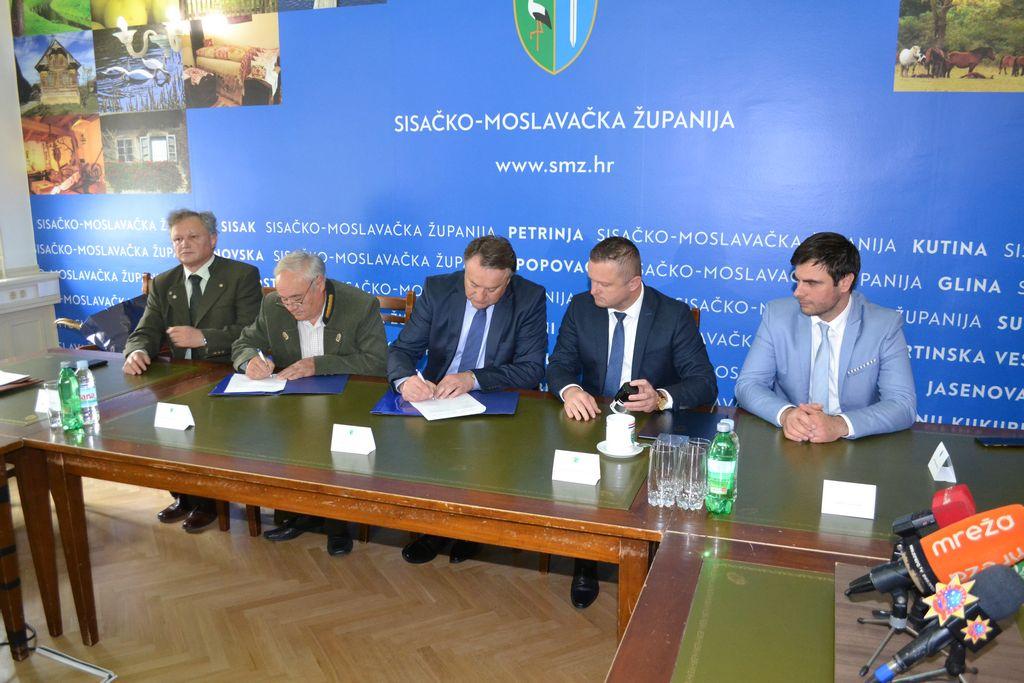 Dodatna površina za LD Jelen iz Hrvatske Dubice za kvalitetnije gospodarenje lovištem