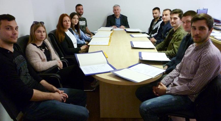 Devet novih stipendista Općine Dvor