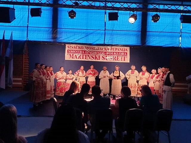 Titula najljepše nošnje 34. Martinskih susreta otišla u Voloder
