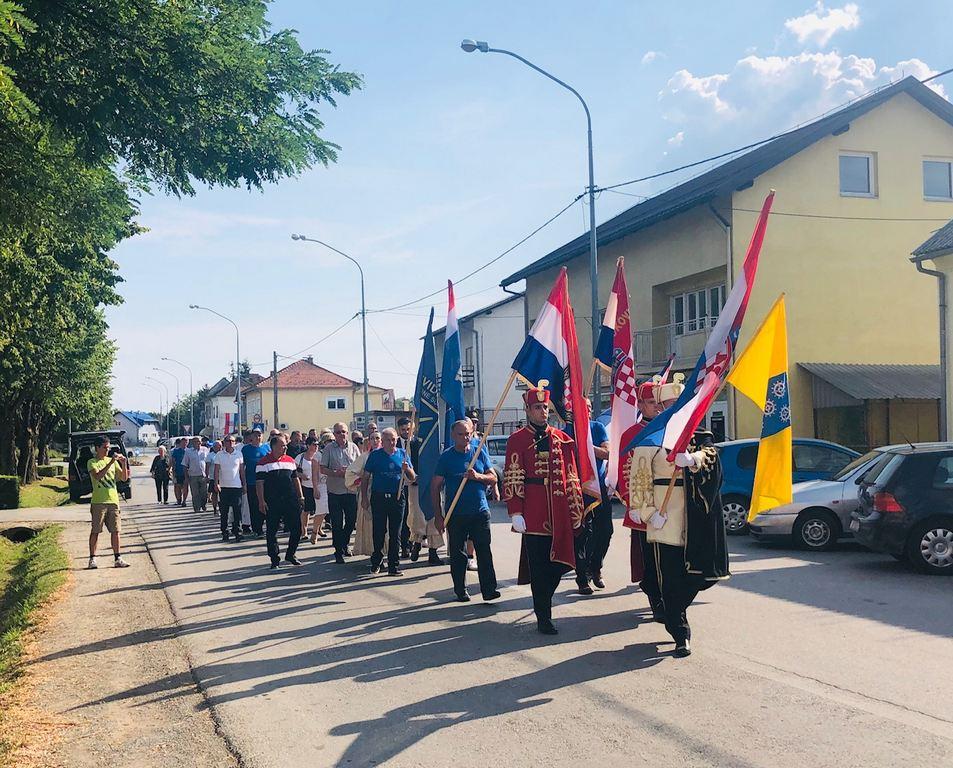 Prigodnim programom obilježen Dan hrvatskih branitelja Sunje