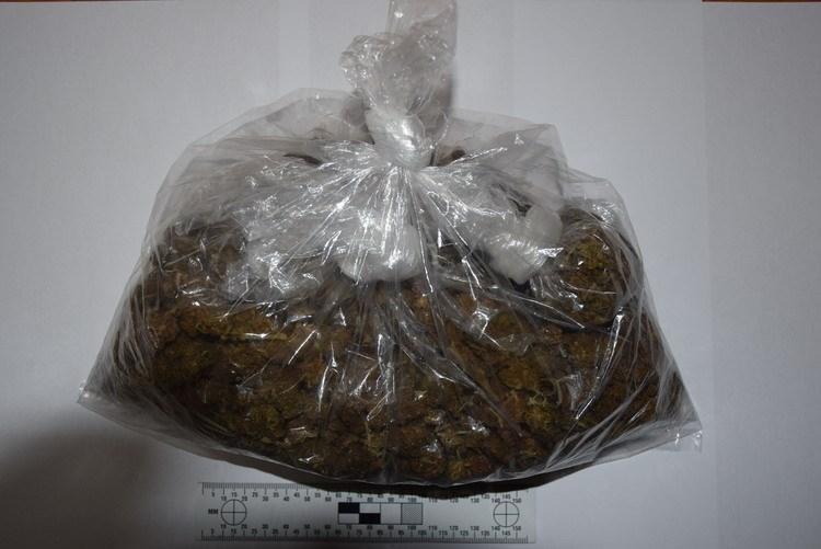 U domu 20-godišnjaka pronađeno 80 grama marihuane