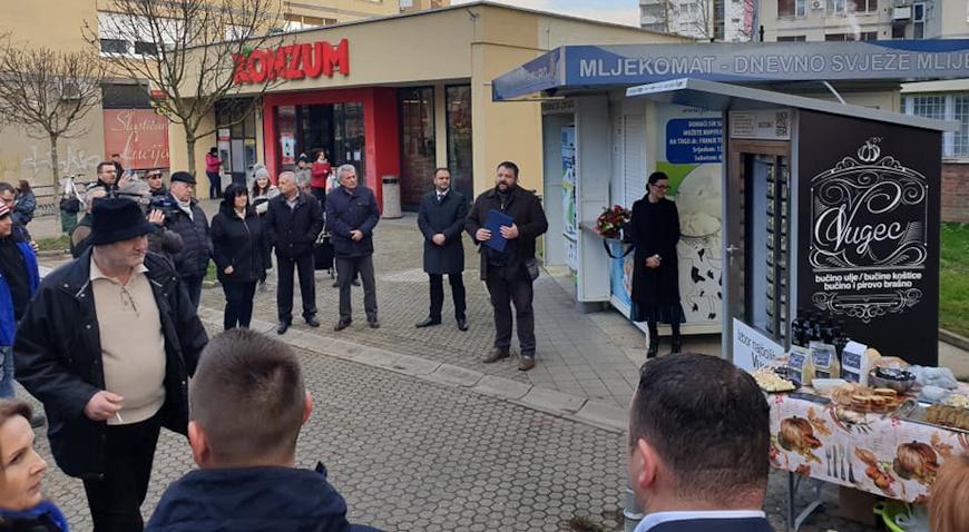 Zaprešić dobio prvi bučomat u Hrvatskoj