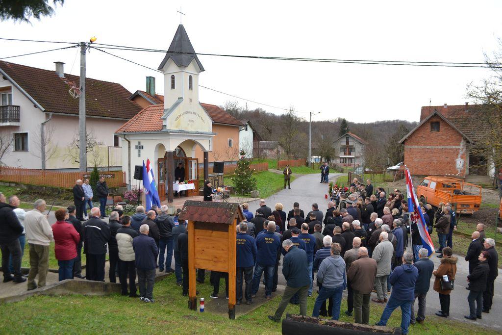 U Joševici obilježena 28. obljetnica stradavanja mještana u Domovinskom ratu