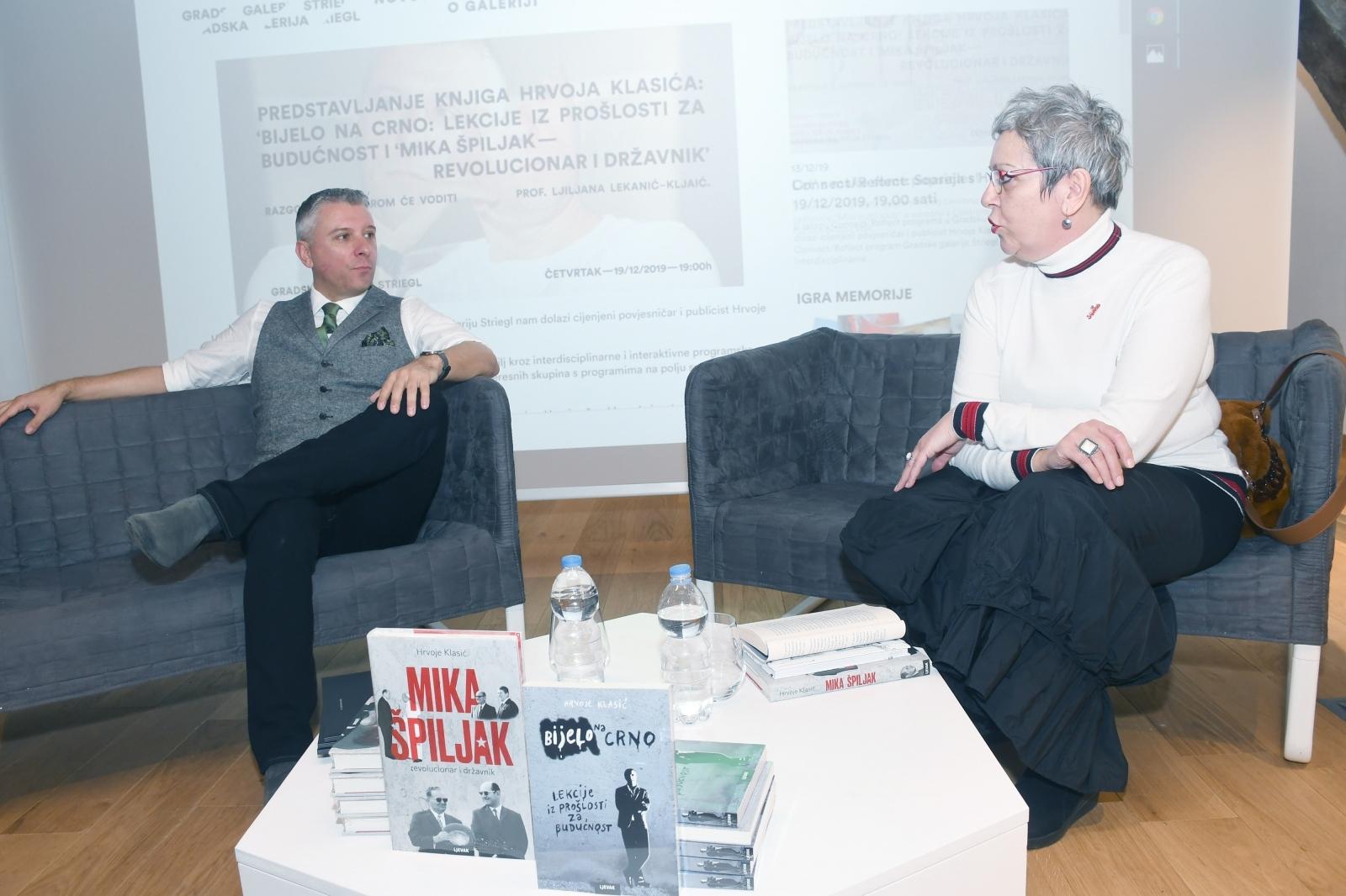 Večernje posijelo s povjesničarem i publicistom Hrvojem Klasićem