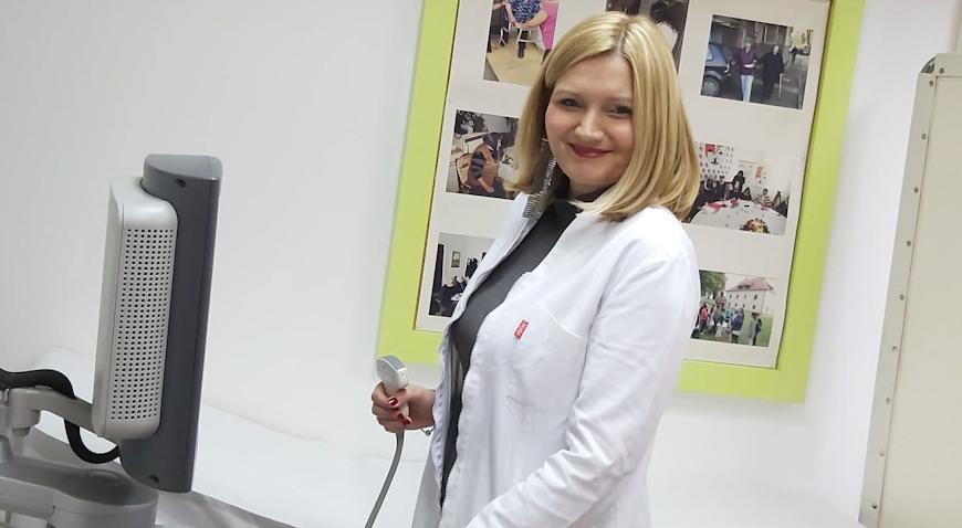U Petrinjskoj kući zdravlja održana akcija preventivnog UZV pregleda