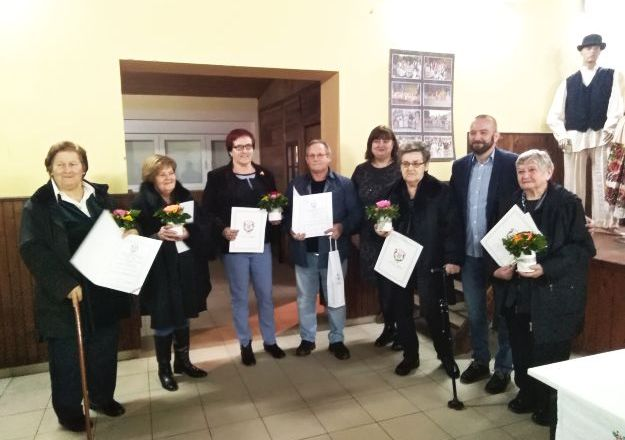 KUD Potočanka godinu započeo proslavom 45. obljetnice rada