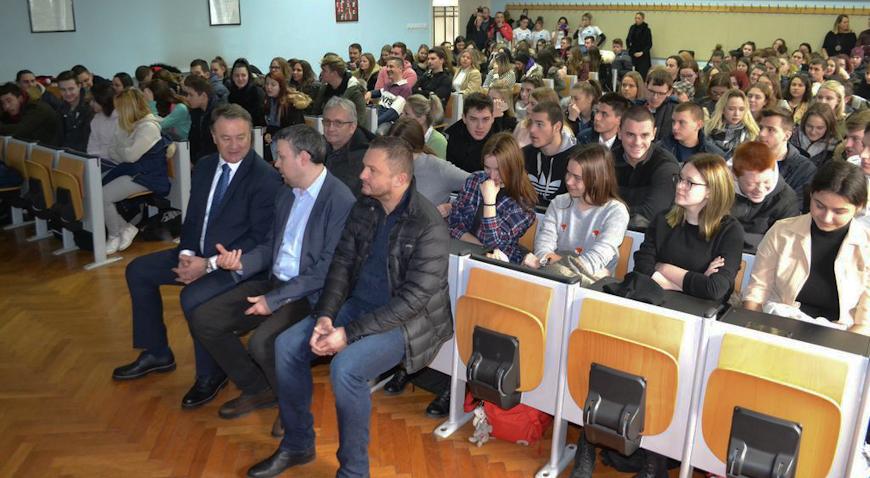 Po prvi puta u Petrinji upriličen Dan otvorenih vrata Učiteljskog fakulteta Sveučilišta u Zagrebu