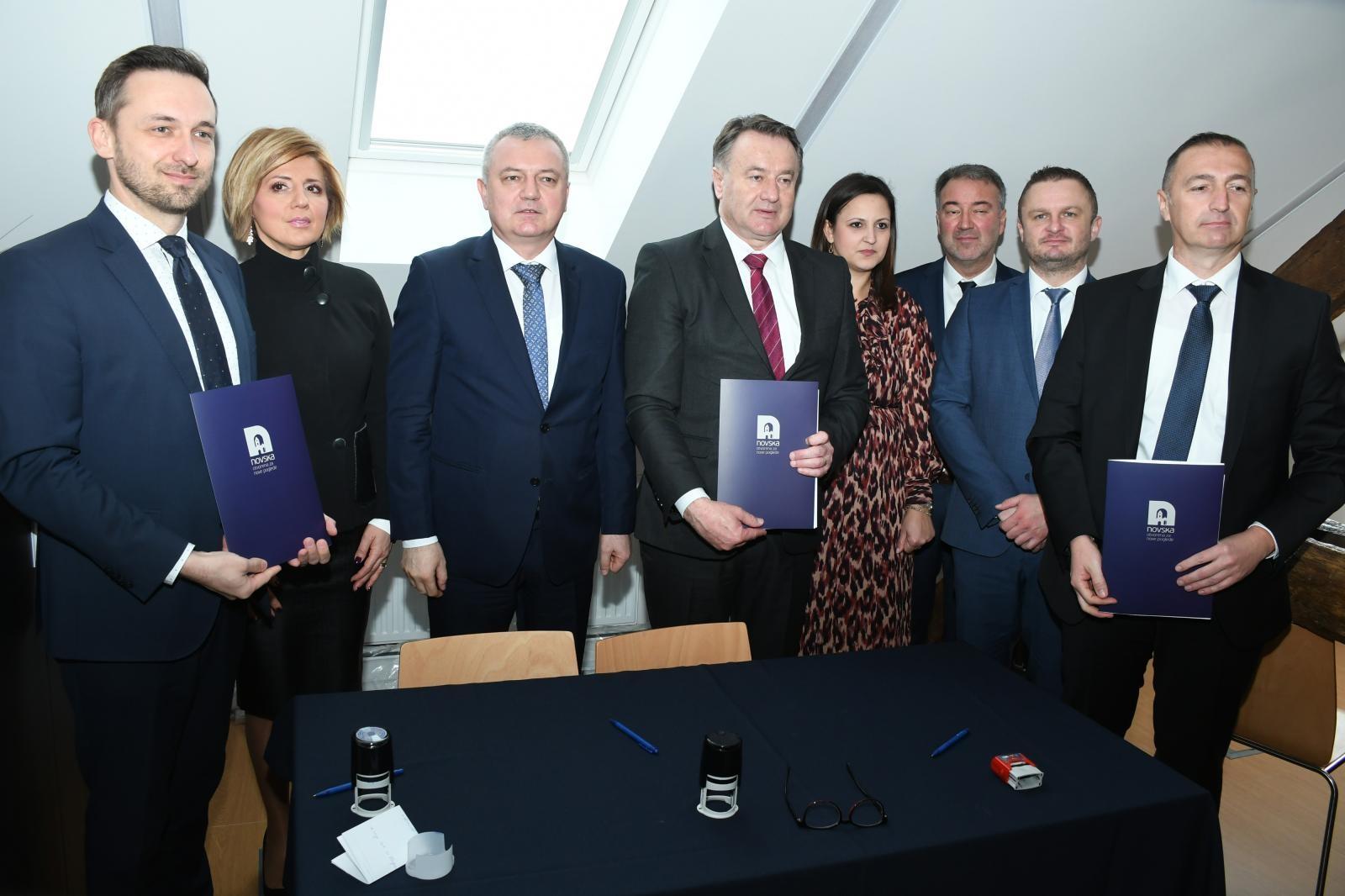 Potpisan ugovor za izgradnju i opremanje kampusa gaming industrije u Novskoj