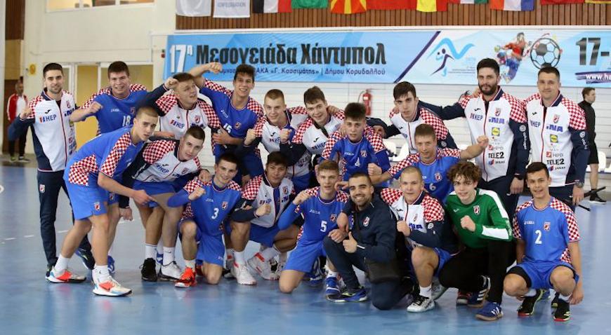 VIDEO: Bronca iz Atene za najmlađu momčad Mediteranskog prvenstva!