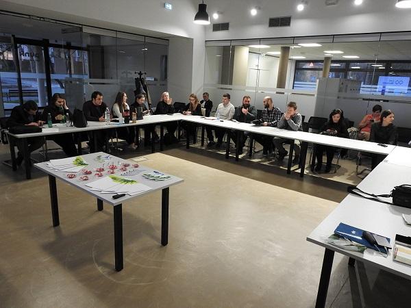 Slovenski studenti predložili rješenja za turistički razvoj Moslavine