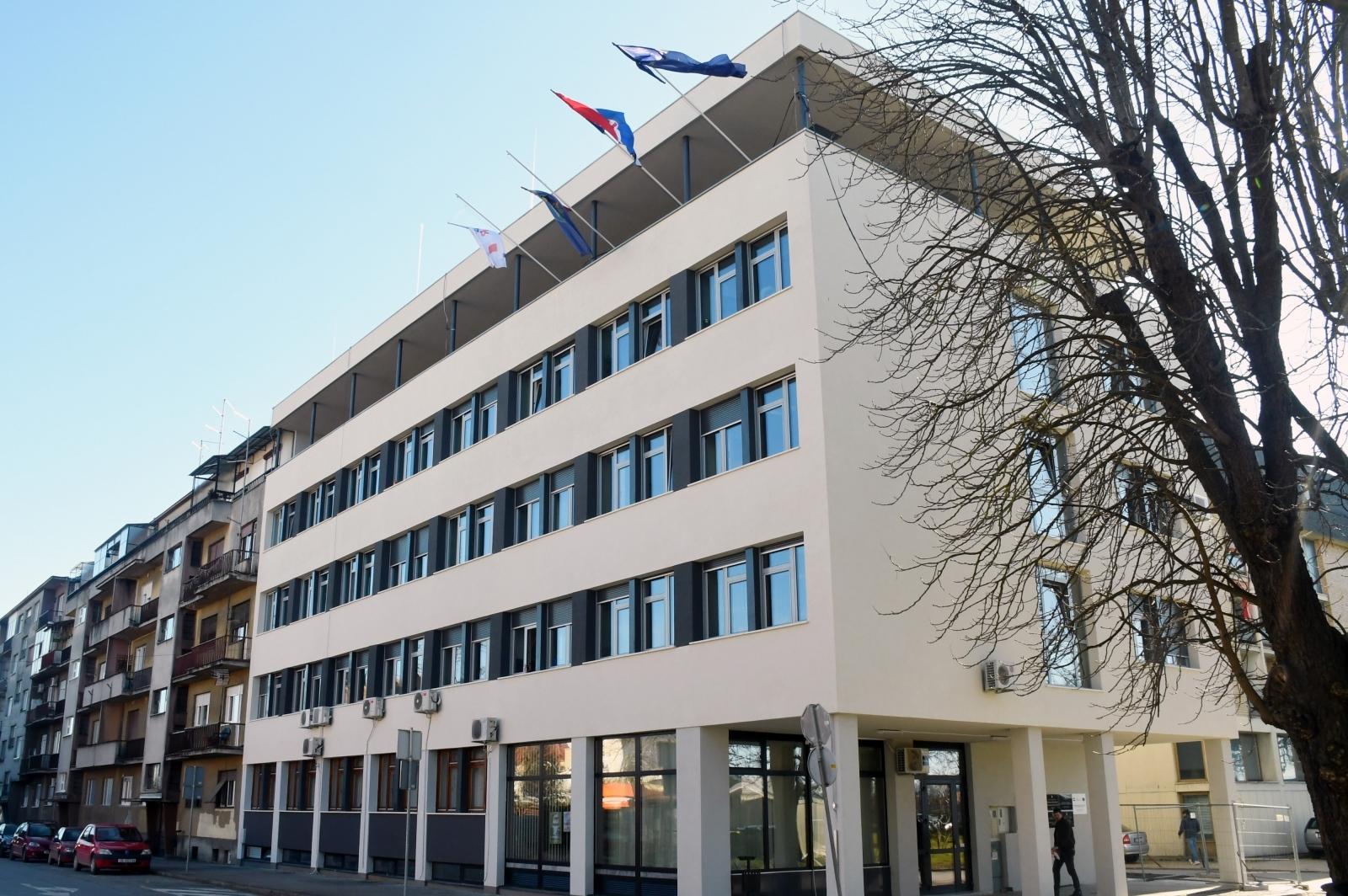 Sjedište Sisačko-moslavačke županije zasjalo u novom ruhu