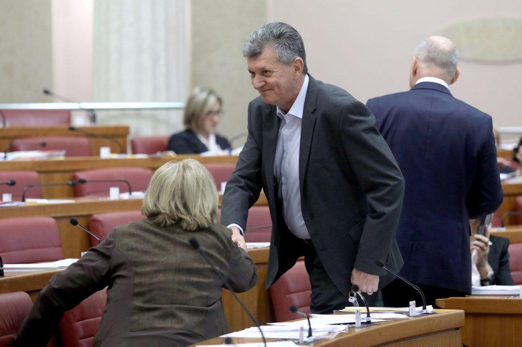 Milan Kujundžić se vraća u Sabor, Romana Jerković odlazi u Europski parlament