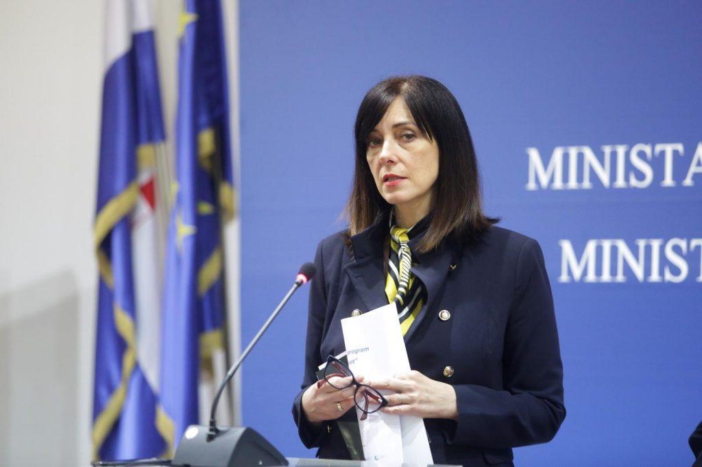 Blaženka Divjak se neće kandidirati za predsjednicu HNS-a