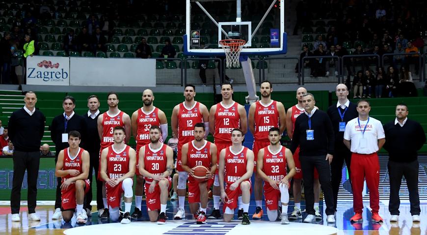 Pobjeda hrvatskih košarkaša u Nizozemskoj