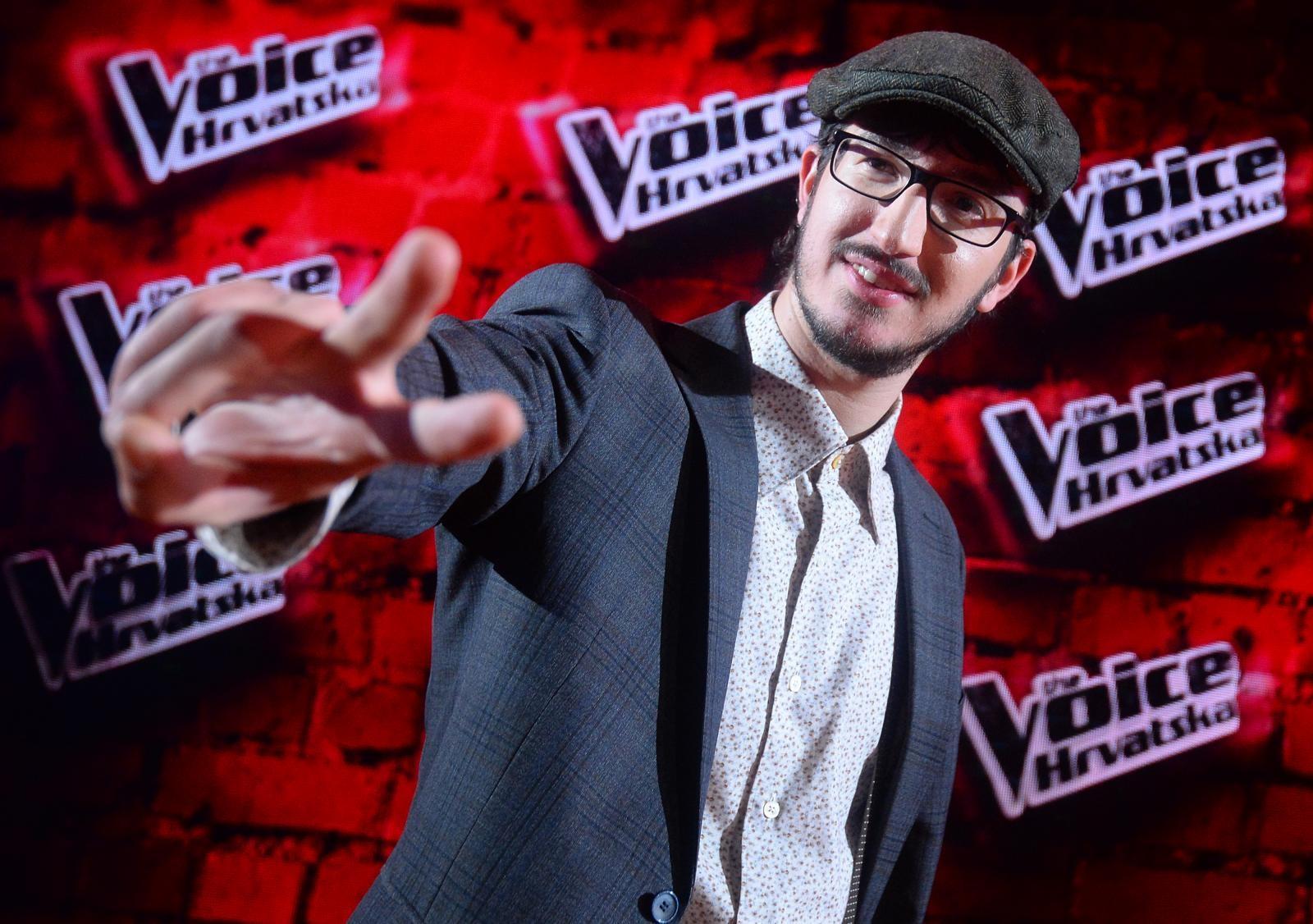 Vinko Ćemeraš, pobjednik treće sezone The Voicea