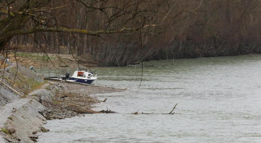 U čamcu kod Aljmaša pronađena tijela dvojice ribolovaca