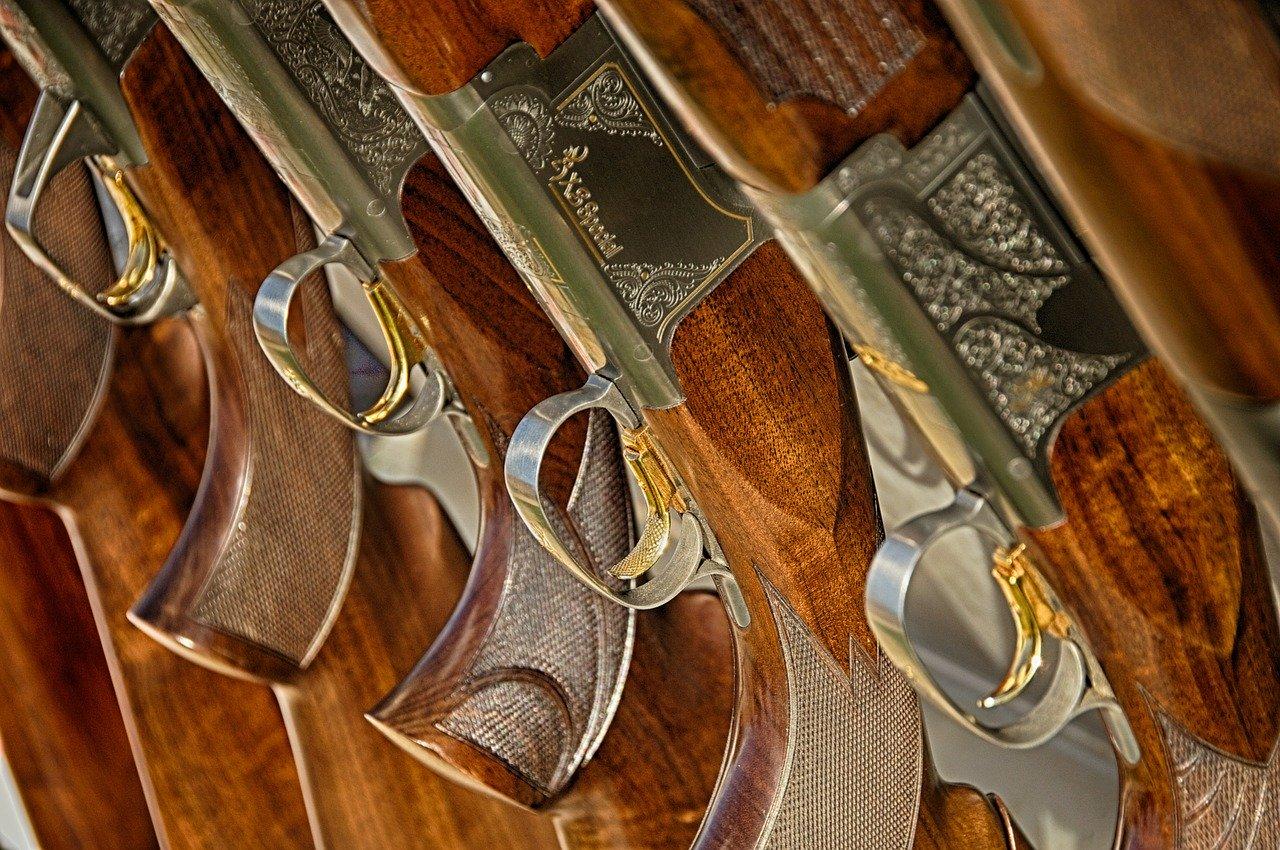 U kući u Jezeru Posavskom skrivao puške i streljivo