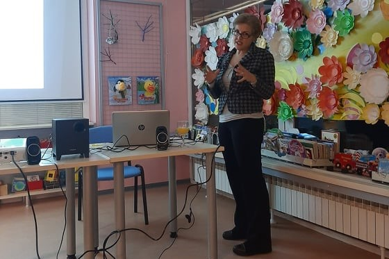 U popovačkoj Knjižnici održano predavanje o zdravim stilovima života u dnevnoj bolnici
