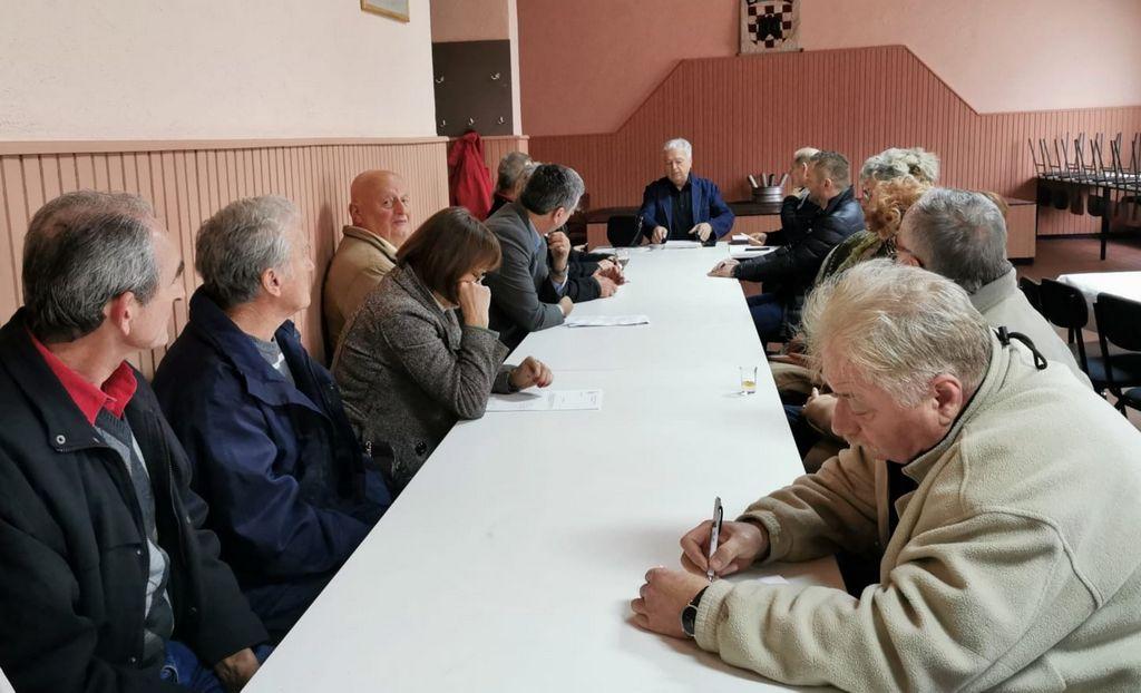FOTO: Moslavački krug i ove će godine sudjelovati u organizaciji kulturnih događanja u Popovači