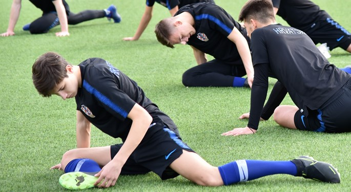 VIDEO: HNS putem videa omogućuje kućne treninge mladim nogometašima