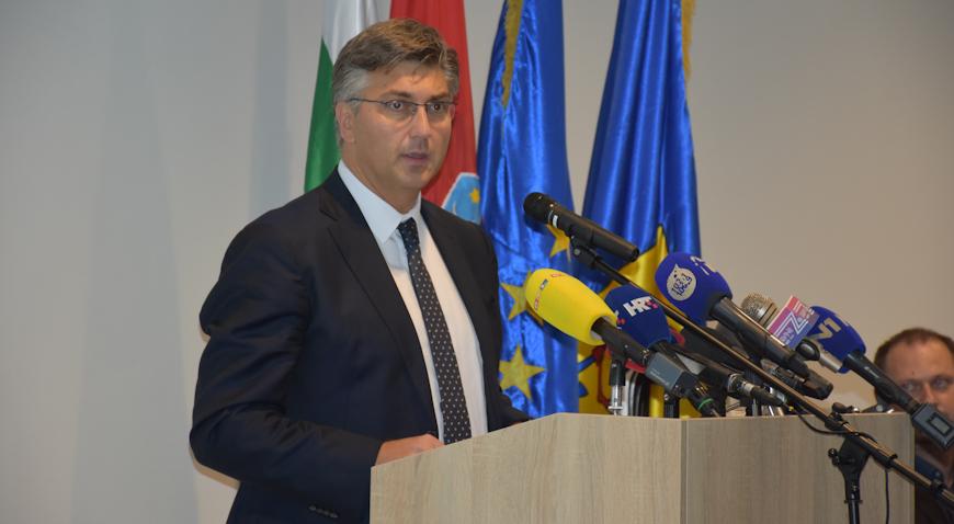 Andrej Plenković: Mjere ćemo donositi u suradnji sa socijalnim partnerima