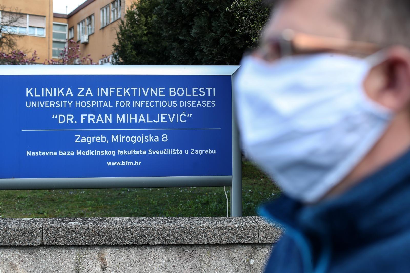 Koronavirus odnio drugu žrtvu u Hrvatskoj